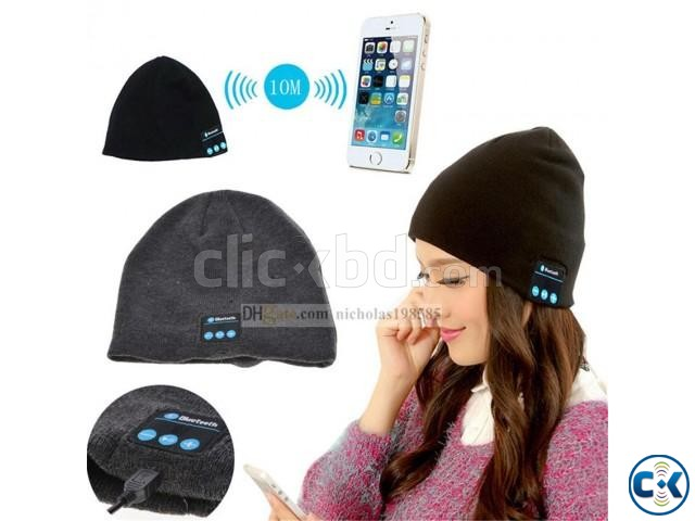 Bluetooth Cap | ClickBD large image 1