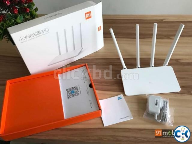 iaomi Mi Router 3C Global Version in | ClickBD large image 0