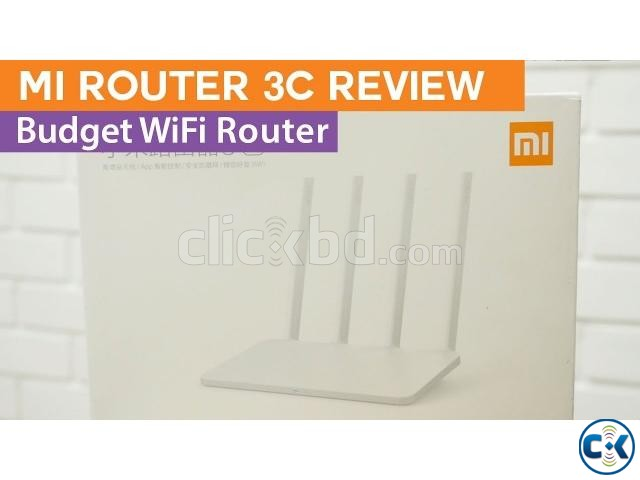 iaomi Mi Router 3C Global Version in | ClickBD large image 1