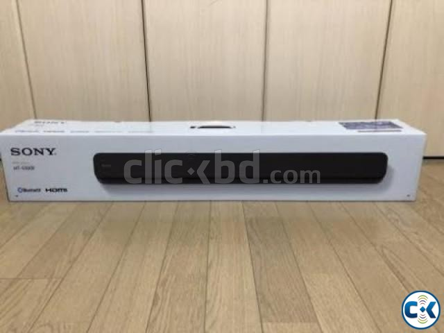 Sony Single Sound bar with Bluetooth HT-S100F | ClickBD large image 3