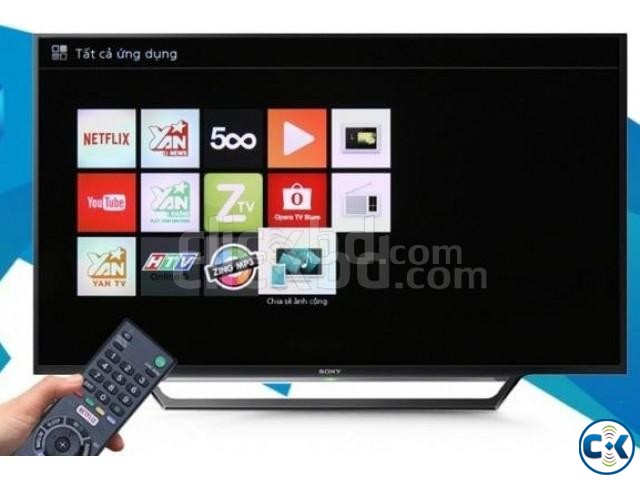 Sony 55 W652d HDR 4k Android Smart Led TV 01717763415  | ClickBD large image 1