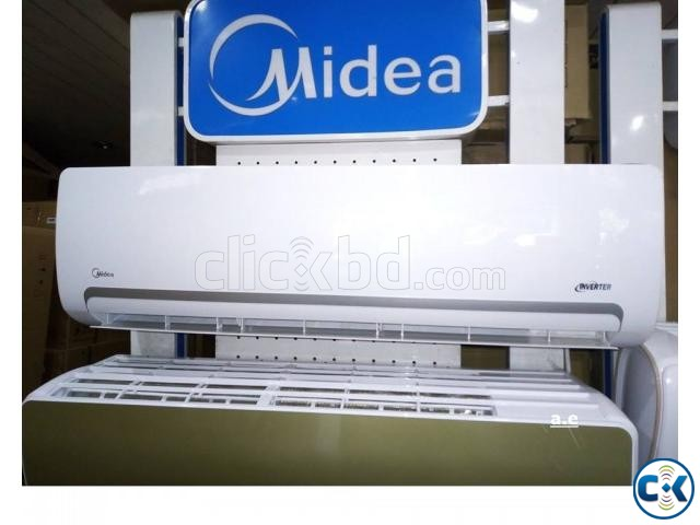 Discount Offer Midea MSM-18HRI 1.5 Ton Inverter AC | ClickBD large image 0