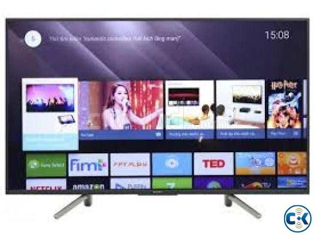 SONY BRAVIA 49W800F ANDROID HDR FHD TV with Voice Remote | ClickBD large image 1