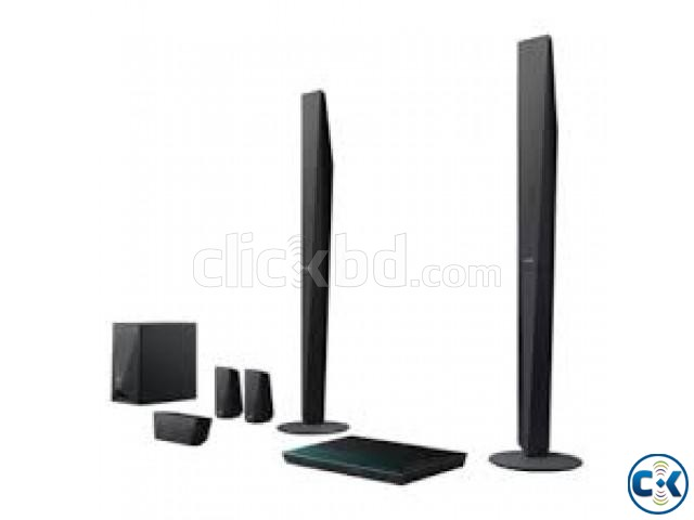 SONY BDV-E4100 3D BLU RAY HOME THEATER SYSTEM | ClickBD large image 3