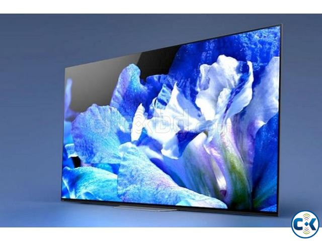 Sony OLED 55 4K Acoustic Android TV A8F | ClickBD large image 2