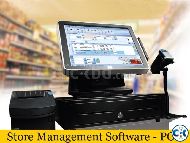 Store Management Software POS  | ClickBD large image 0