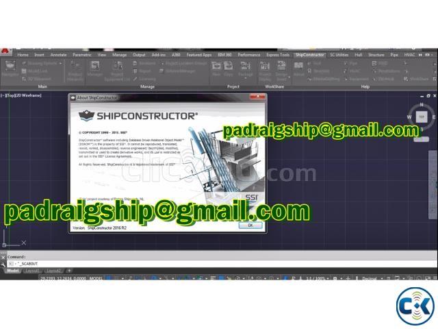 ShipConstructor_2016_R2 Full License Download | ClickBD