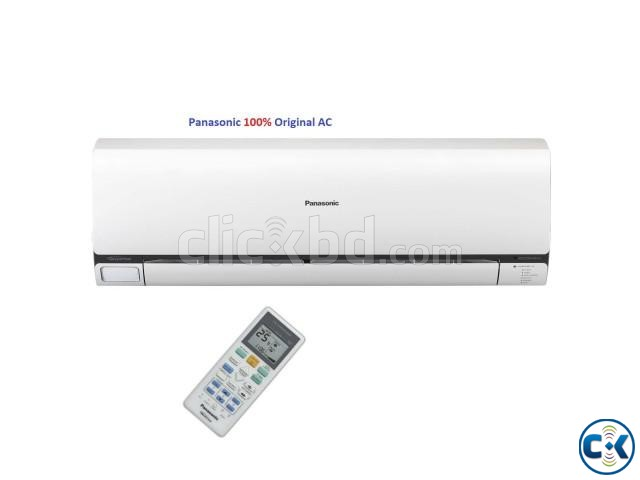 Panasonic 1.5 Ton Split Air Conditioner CS C18PKH AC | ClickBD large image 0