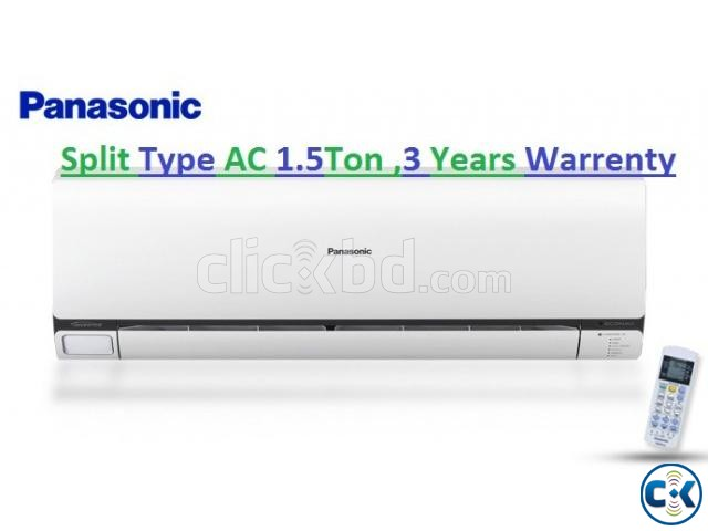 Panasonic 1.5 Ton Split Air Conditioner CS C18PKH AC | ClickBD large image 1