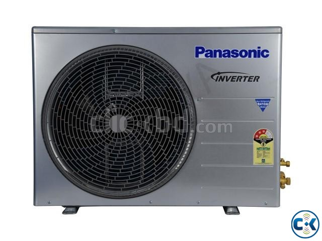 Panasonic1.5 Ton Split Air Conditioner CS S18PKH Inverter AC | ClickBD large image 0