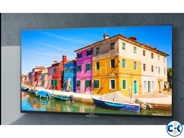 55 W652d Sony Bravia WiFi Smart Slim FHD Led TV | ClickBD large image 0