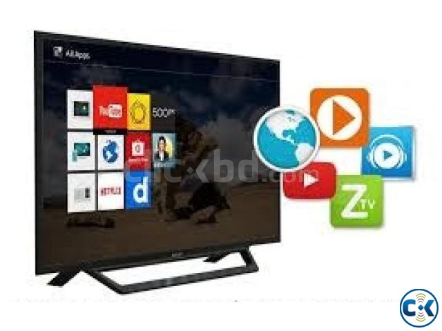 55 W652d Sony Bravia WiFi Smart Slim FHD Led TV | ClickBD large image 2