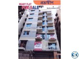 1570 Sft Ready flats at Bosundhora.