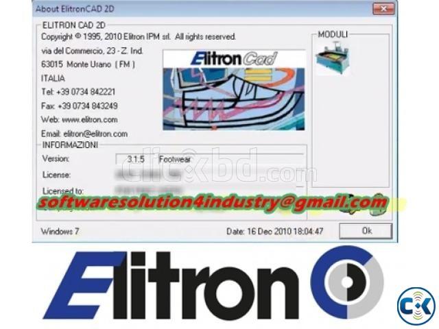 Elitron CAD CAM V3 1 5 Software Download | ClickBD