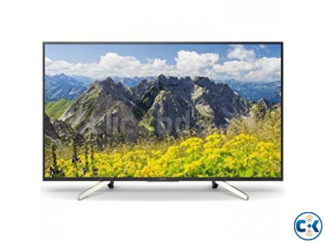 75inch x7000e HDR 4k Android Smart LED Sony TV | ClickBD large image 1