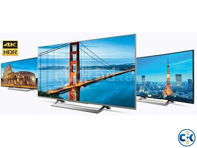 SONY BRAVIA 49 X8000E 4K HDR EDGE LED TV | ClickBD large image 0