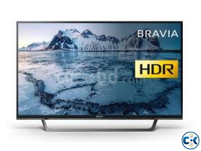 SONY BRAVIA 49 X8000E 4K HDR EDGE LED TV | ClickBD large image 1