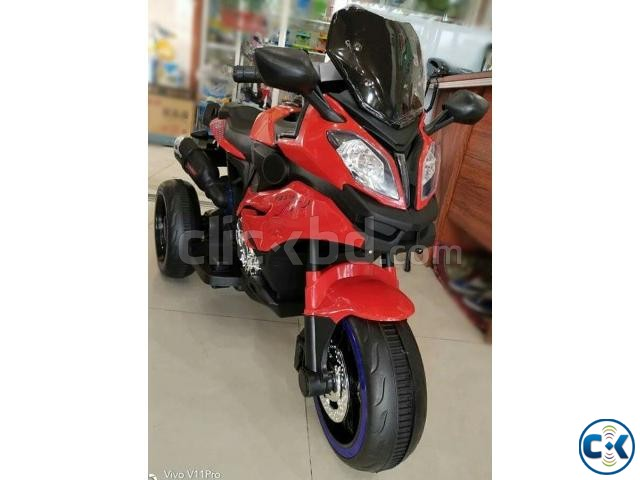 Stylish Brand New Baby Motor Bike YS | ClickBD large image 3