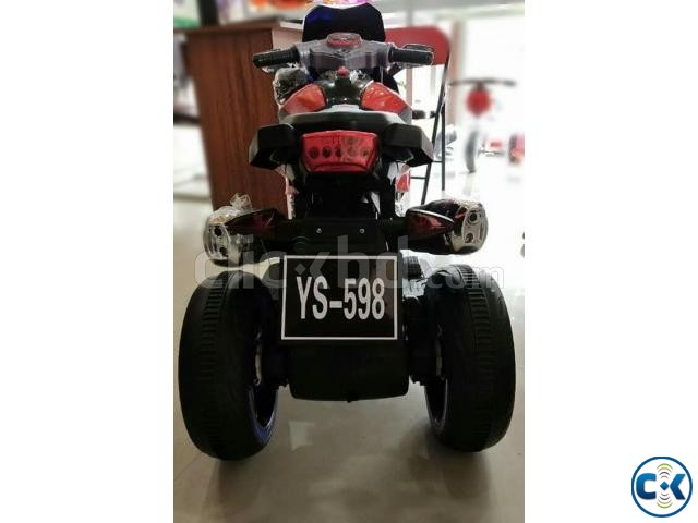 Stylish Brand New Baby Motor Bike YS | ClickBD large image 4