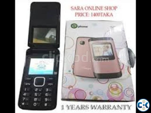 Gphone GP24 Folding Phone in BD Dual Sim | ClickBD