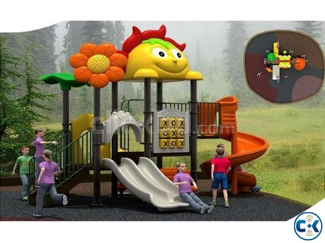 Children play ground | ClickBD large image 0