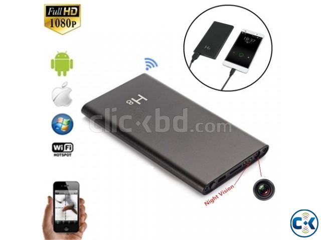 Power Bank Spy Camera | ClickBD large image 2