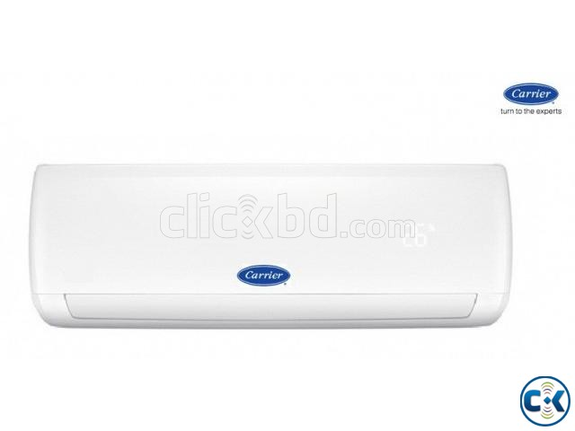 CARRIER AC 1.5 Ton18000 BTU Air Conditioner3 years warrenty | ClickBD large image 1