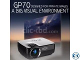Vivibright GP70 Mini Projector 3D Projector HD Projector NEW