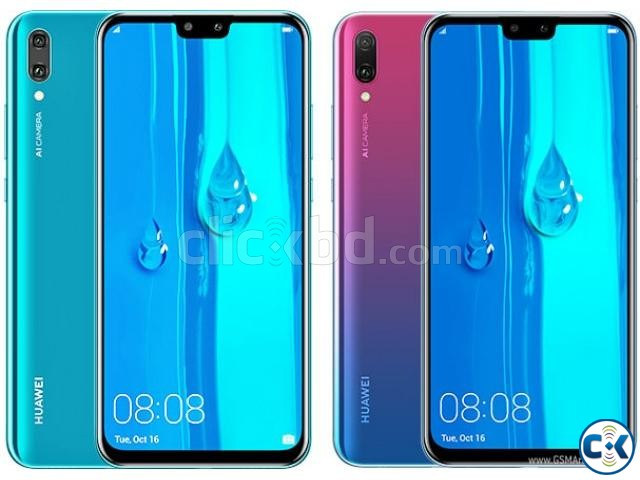 Brand New Huawei Y9 2019 64GB Sealed Pack 3 Yr Warranty | ClickBD large image 0