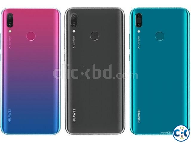Brand New Huawei Y9 2019 64GB Sealed Pack 3 Yr Warranty | ClickBD large image 1