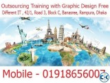Graphic Design Training with outsourcing Training at Rampura