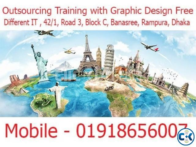 Graphic Design Training with outsourcing Training at Rampura | ClickBD large image 0