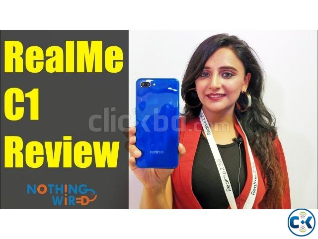 Brand New Realme C1 16GB Sealed Pack 3 Yr Warranty | ClickBD large image 2