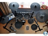 ALESIS DM-10 Electric Drum Set Almost New