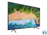 Small image 1 of 5 for SAMSUNG 4K HDR FLAT SMART 49NU7100 TV | ClickBD