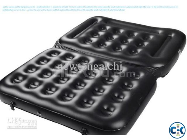 5 in 1 inflatable air bed Sofa Cum Bed New Version | ClickBD large image 2