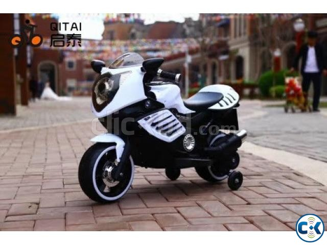 Rechargeable Children Motorcycles | ClickBD large image 0