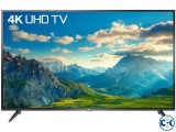 Smart New 65 Android 3D TV Monitor