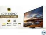 Small image 3 of 5 for Sony Bravia X Series 65 Inch 4K 3D LED SMART Android HDR TV | ClickBD