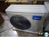 Midea 2.0 ton AC with 3 yrs warrenty price in bd
