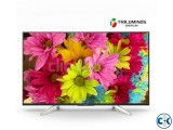 Sony 65 X8500F android 4K HDR Triluminos Display TV