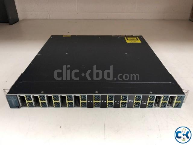 CISCO CATALYST WS-C3560E-12D-E SWITCH L3 MANAGED 12 | ClickBD large image 0