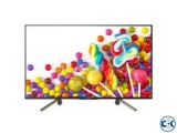 49 INCH SONY BRAVIA W800F ANDROID HDR FULL HD TV