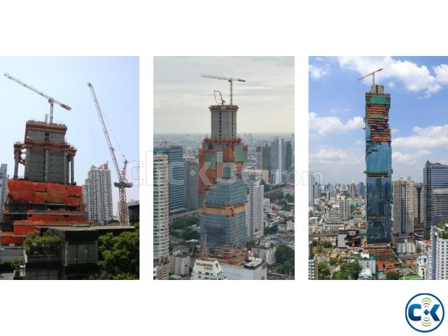 Linden Comansa Tower Crane explore cooperation in BD | ClickBD large image 1