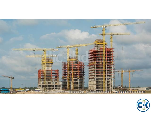 Linden Comansa Tower Crane explore cooperation in BD | ClickBD large image 2