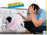 Washing machine repair services at your doorsteps in Dhaka