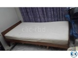 Single Bed for sale Mattress Free