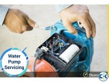 Water pump repair service at your doorstep in Dhaka