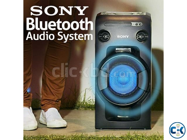 Sony MHC-V11 Bluetooth 470W Home Audio System Price in BD | ClickBD large image 0