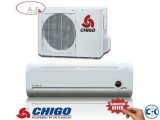 CHIGO 1.5 TON AC WITH WARRANTY